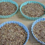 almond oat mini tart crust